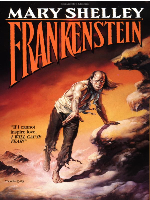 the emotions of the author in frankenstein a novel by mary shelley Book review: frankenstein – mary shelley forget the hollywood image of the monster with bolts in his neck, frankenstein, written by the then 18 year old mary shelley, is an intriguing read as well as a morality tale, still as relevant for today, if not more so.