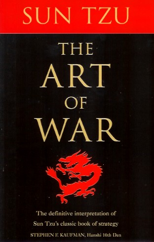 The Art of War: a Novel