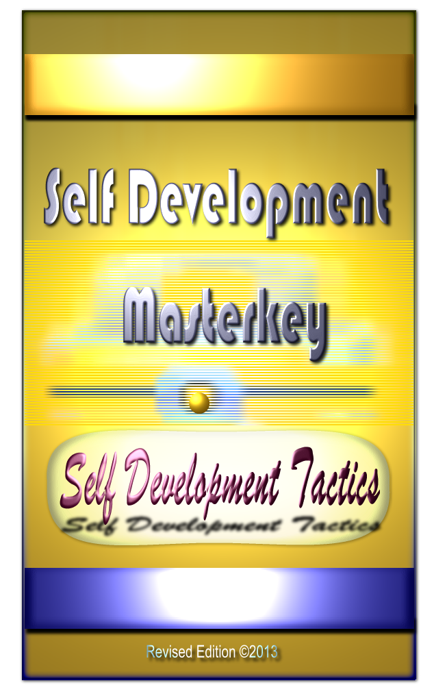 Self Development Tactics by Thomas Mabugu