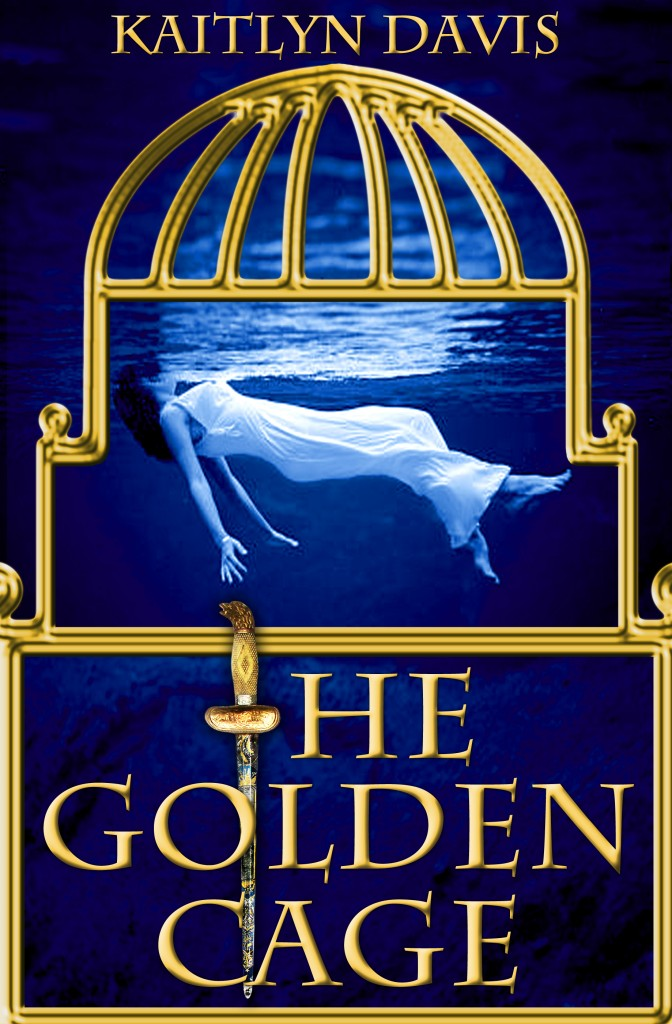 The Golden Cage (A Dance of Dragons #0.5) by Kaitlyn Davis