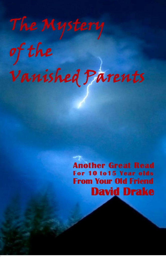 Mystery of the Vanished Parents by David Drake