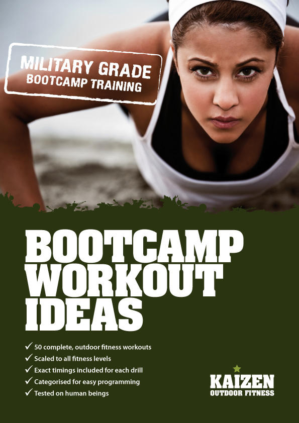 Bootcamp Workout Ideas by Garry Robinson
