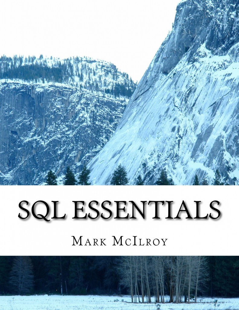 SQL Essentials by Mark McIlroy