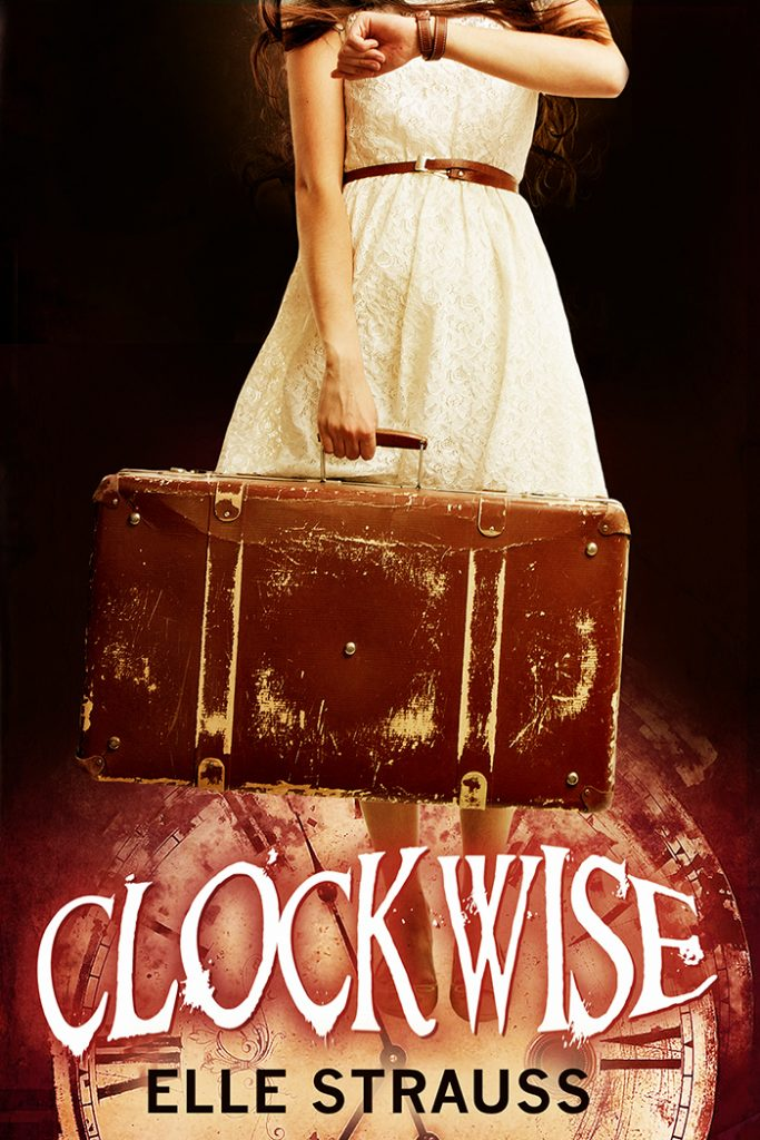 Clockwise by Elle Strauss